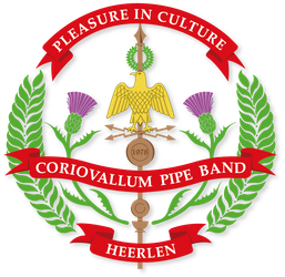 Coriovallum Pipe Band